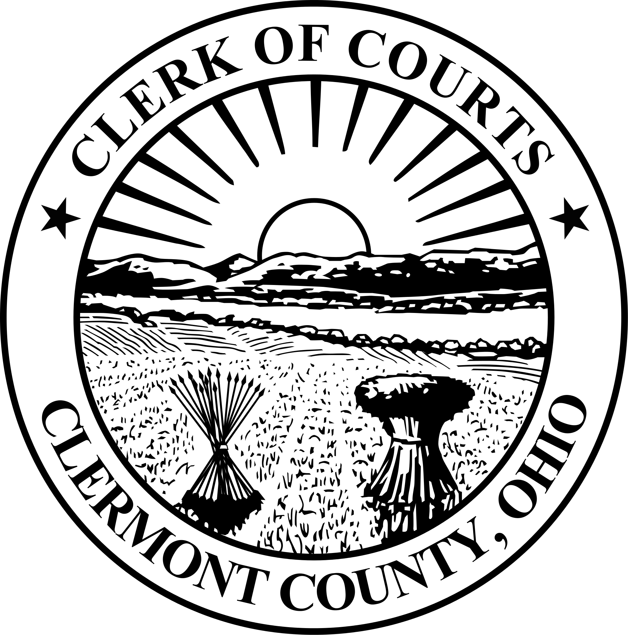 courts svg clermont county