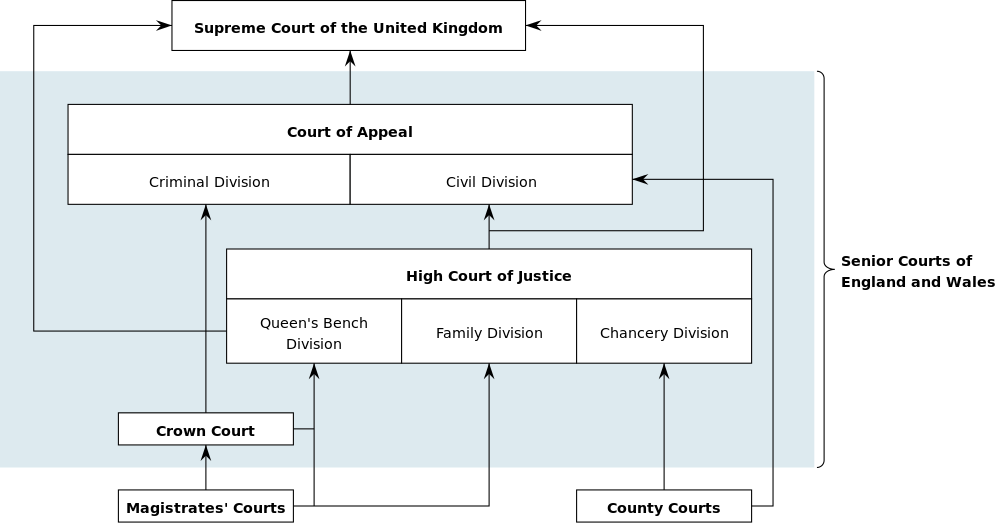 Courts svg law. File diagram of the