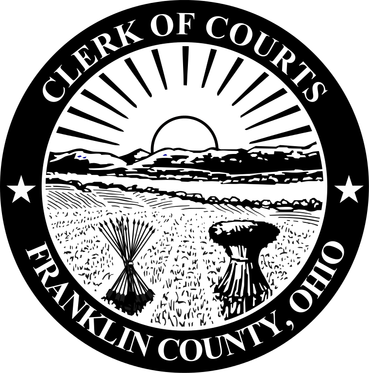 Courts svg ohio. File seal of franklin