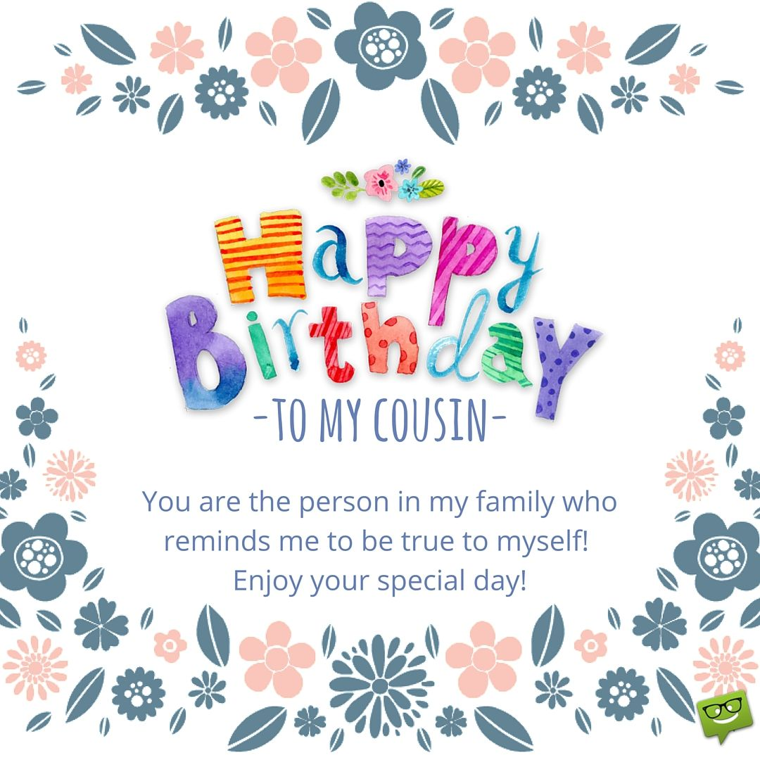 Cousins clipart greeting person. Happy birthday cousin and