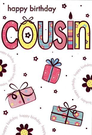 Cousins Clipart Greeting Person Cousin