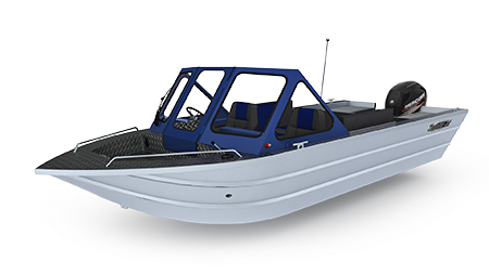 Cover clip boat windshield. Welded aluminum fishing boats