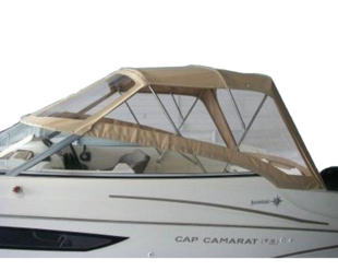 Cover clip boat windshield. Seaside marin boatstoff covers