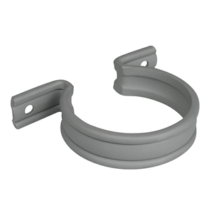 Cover clip pvc. Pipe clips brackets