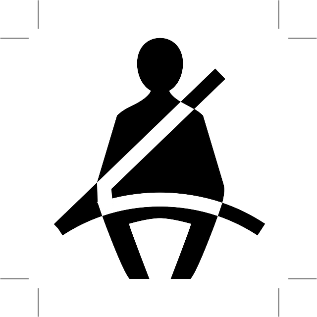 Clip speed belt. Seat belts limits how