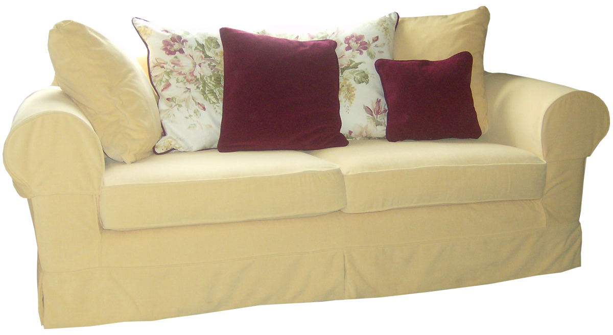 Cover clip sofa. Irish loose covers quality