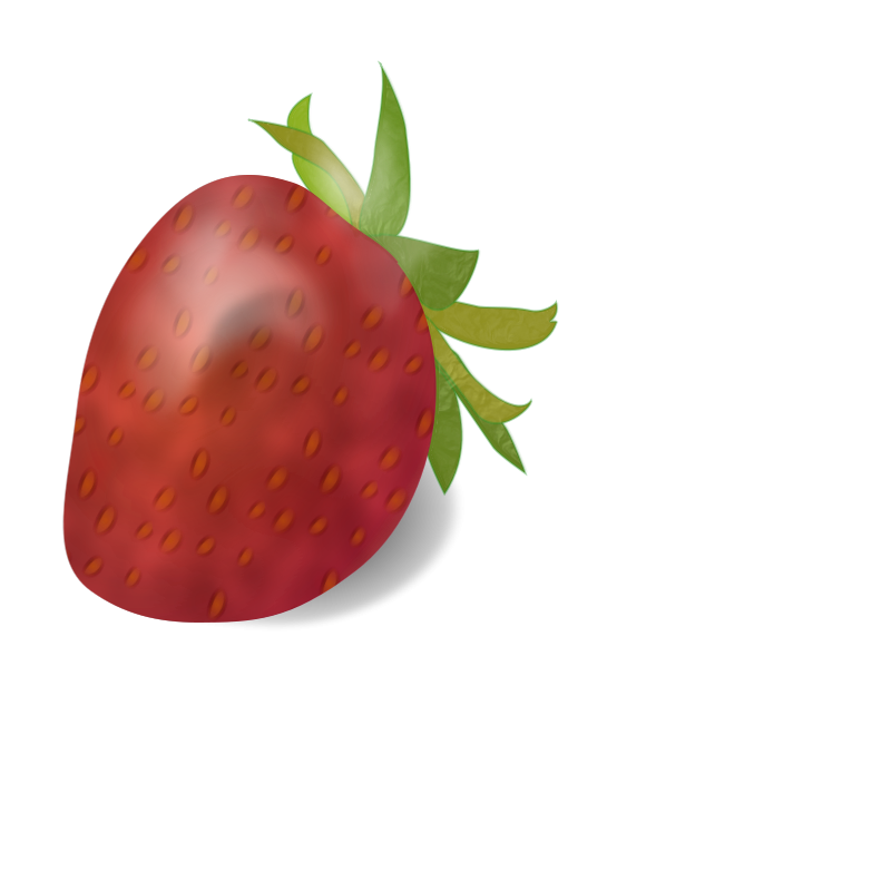 Small strawberry. Free pictures of strawberries