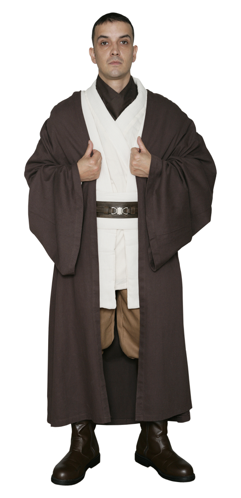Star wars costumes comic. Dring clip jedi belt clipart black and white download