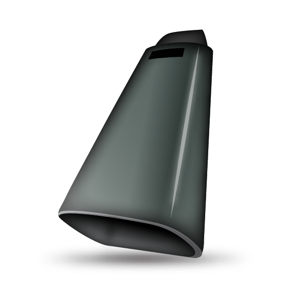 cow bell png