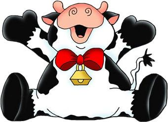 Pin by angela dorman. Cow clip art animated graphic black and white