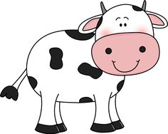 Free clipart panda images. Cow clip art cartoon banner royalty free download
