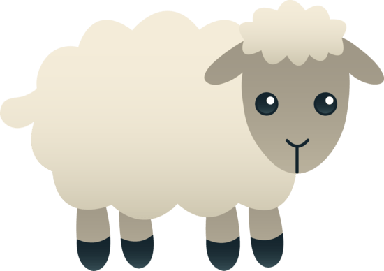 sheep clipart merino sheep