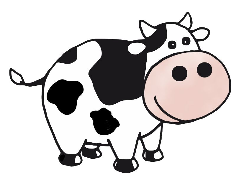 Cow clip art cute. Wallpapers pinterest