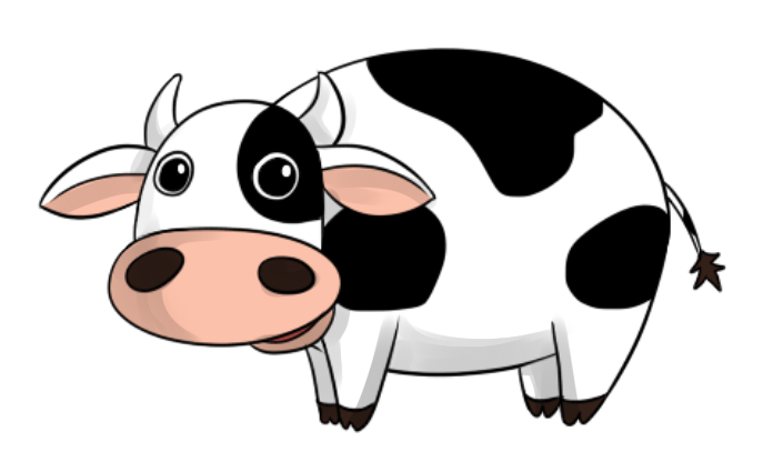 Free download best x. Cow clip art transparent background clip art library library