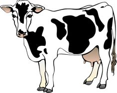 Cow clip art. Beef clipart panda free