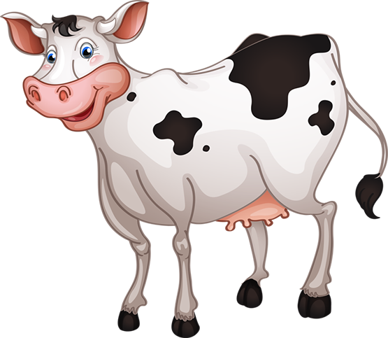 Cow clipart halloween. Tubes vaches printables pinterest