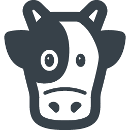 Cow face png. Image