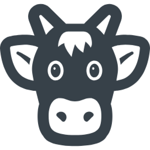 Cow face png. Cropped free icon connecticut