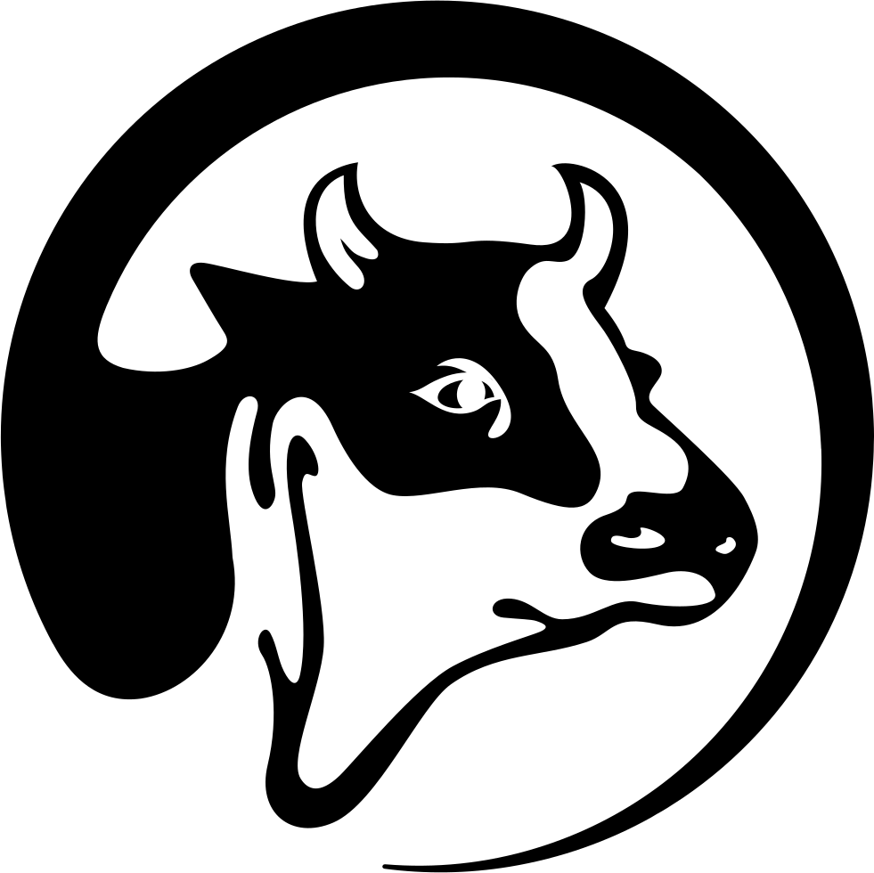 Cow icon png. Svg free download onlinewebfonts