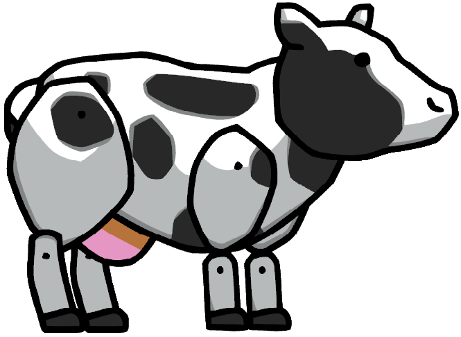 Cow sprite png. Scribblenauts wiki fandom powered