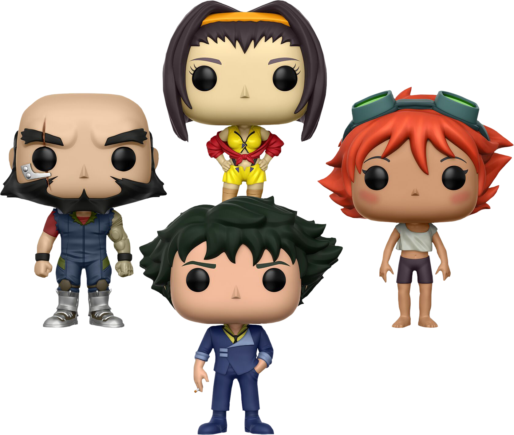 Cowboy bebop faye png. Space cowboys pop vinyl