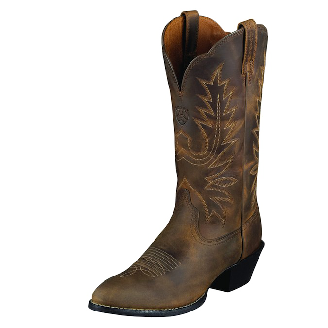 Cowboy boot png. Image with transparent background