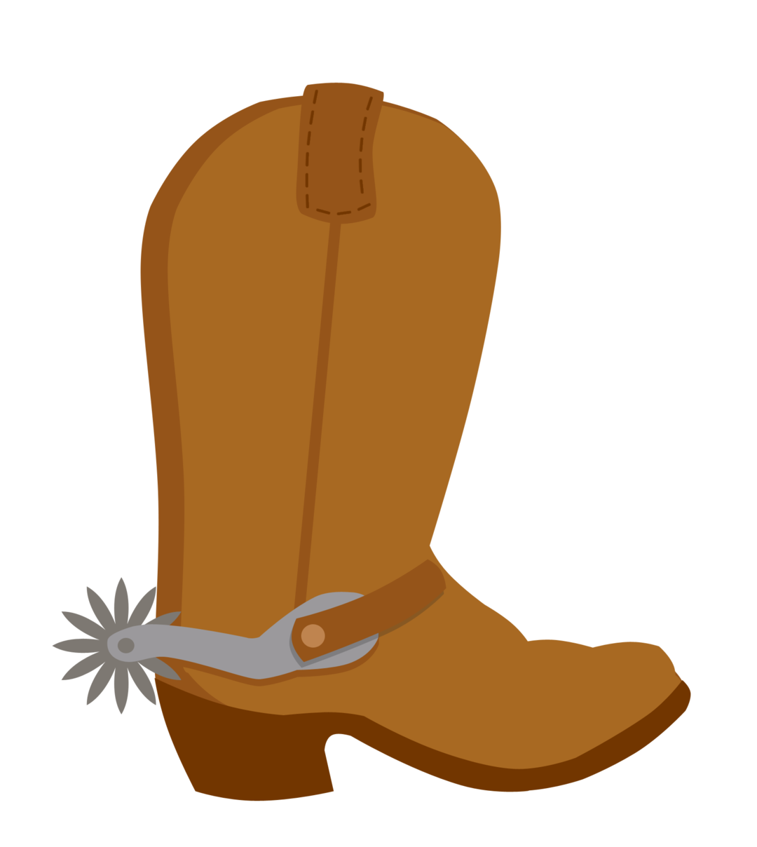 Country png. Collection of free boots