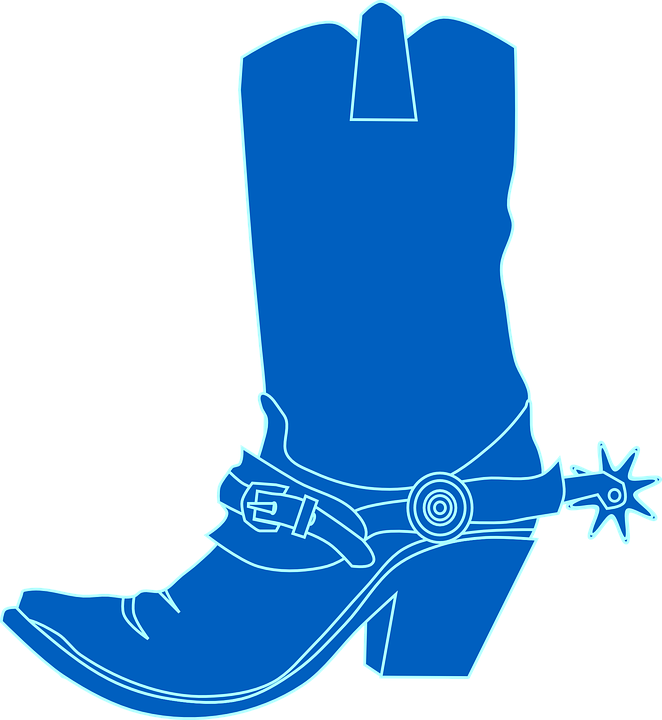 Cowboy boot silhouette png. Free hd boots transparent