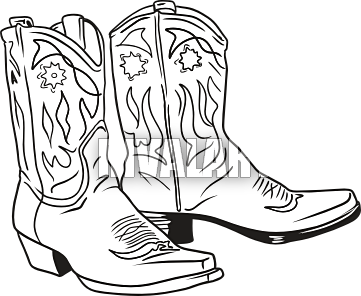 Boots svg draw cowboy. And cross ar cowboyboots