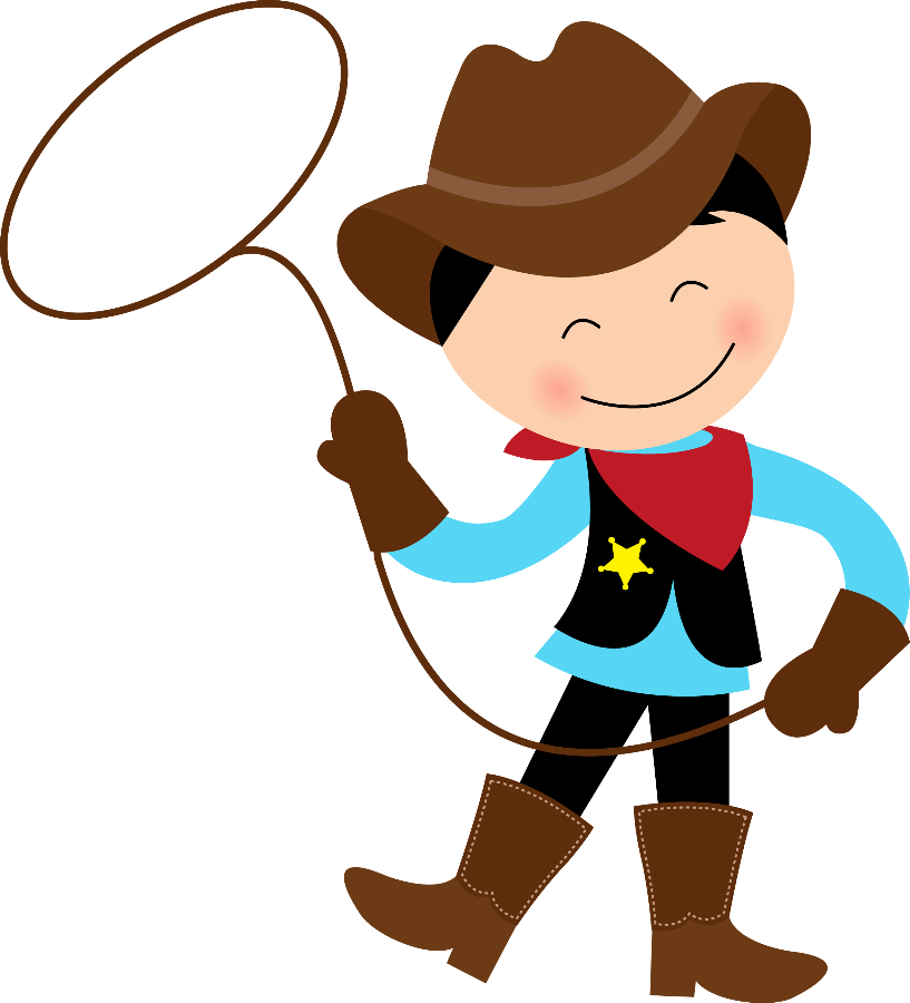 Cowboy clipart png. Collection of high