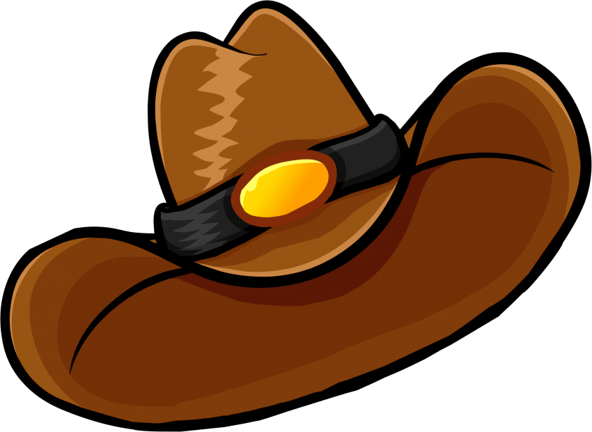 Brown cowboy hat png. Free images toppng transparent