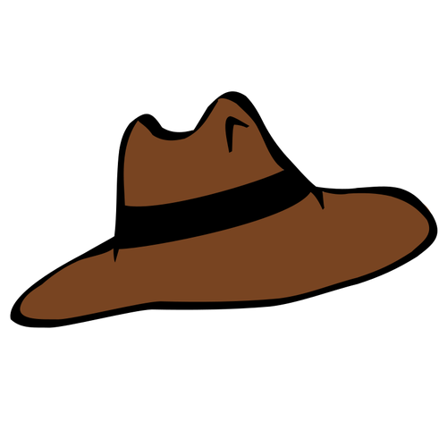 Cowboy hat silhouette png. Clip art at getdrawings