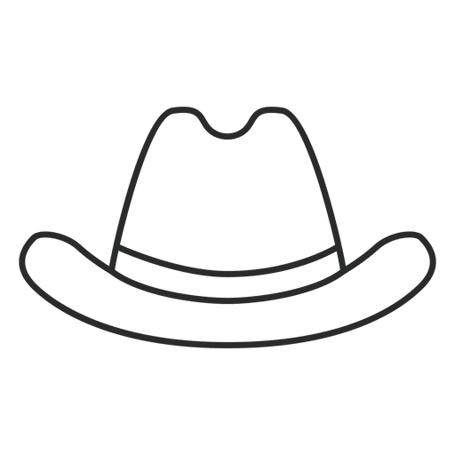 vector sombrero svg