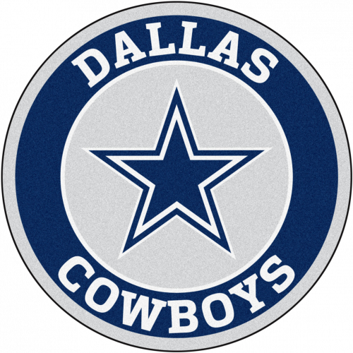 Dallas cowboys logo png. Rounded wallpaper in hd