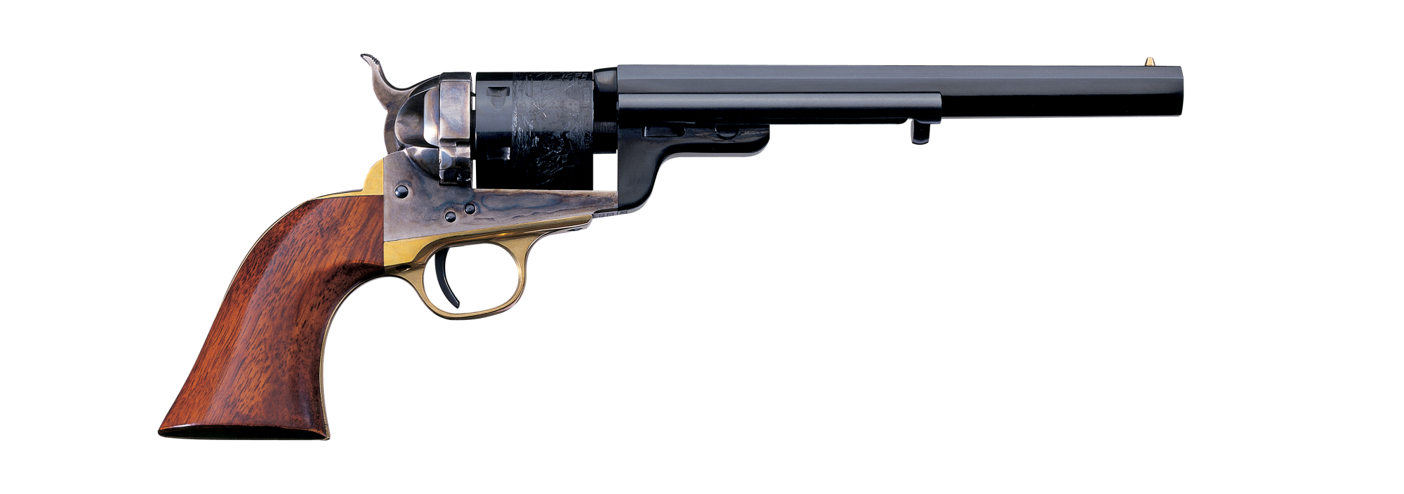 Cowboy revolver png. Army conversion navy and