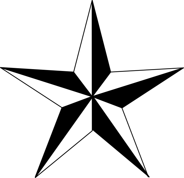 Texas star png