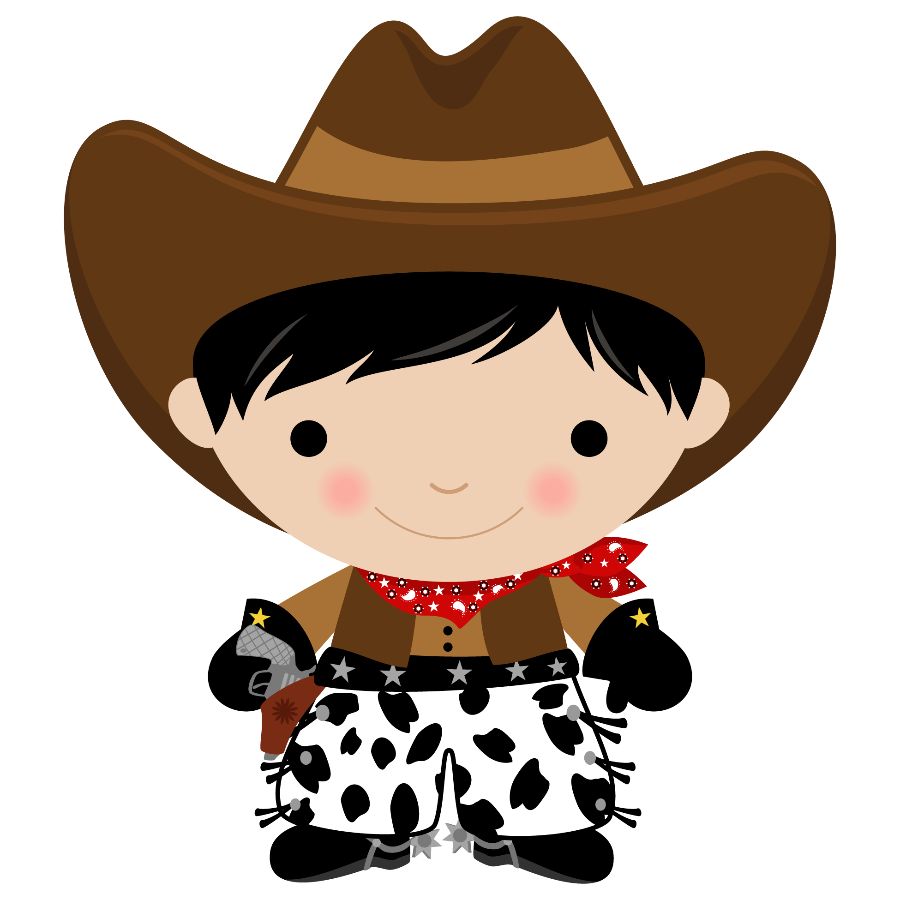Cowboy svg baby. Image library stock
