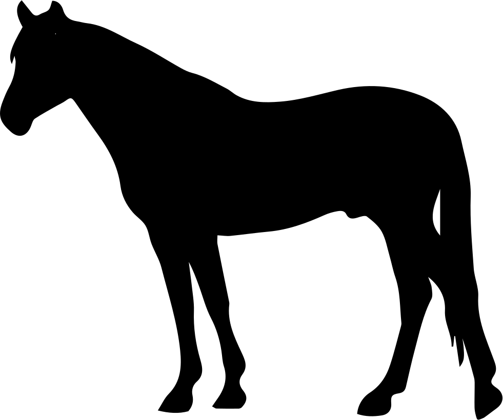Cowboy svg horse png. Silhouette at getdrawings com