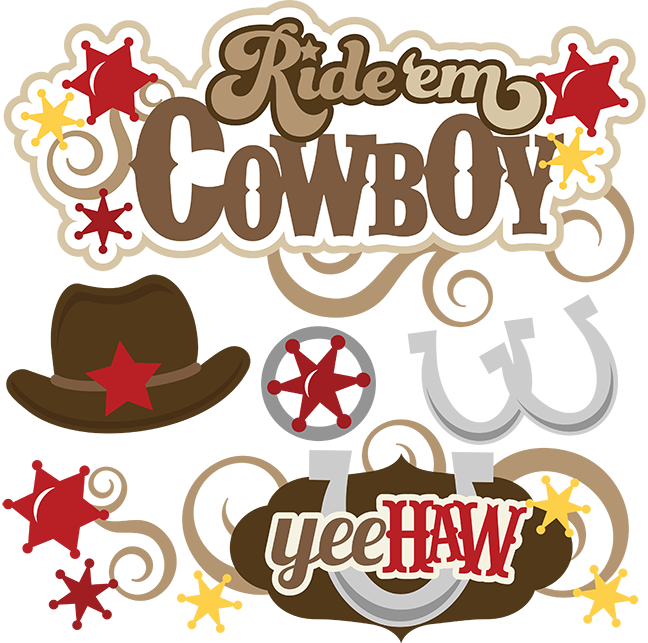 western svg decal