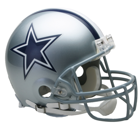 Dallas cowboys helmet png