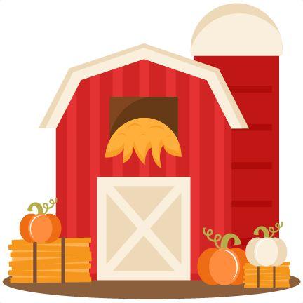 Cows clipart barn. Marvelous rustic and grain