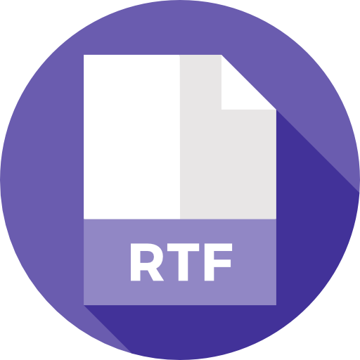 .png to pdf. Convert your rtf file