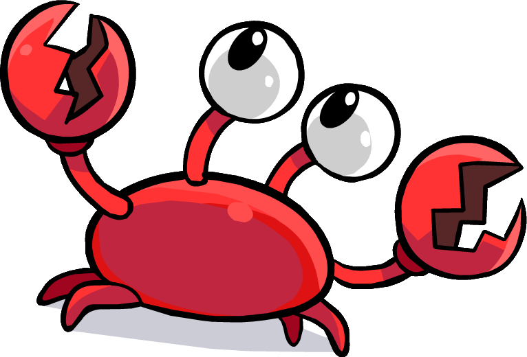 Finding dory crab png. Klutzy the villains wiki