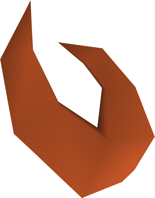 Image detail runescape wiki. Crab claw png picture black and white