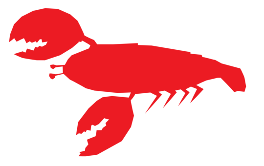 Trap computer icons bib. Crab clipart lobster royalty free stock