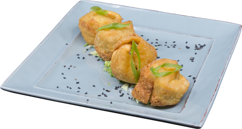 Crab rangoon png. Culinary specialties quality foods