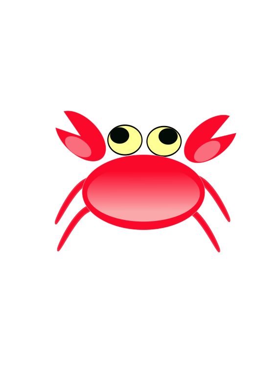 Crab vector png. Geocarcoides natalis free download