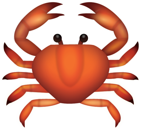 Crab withers
