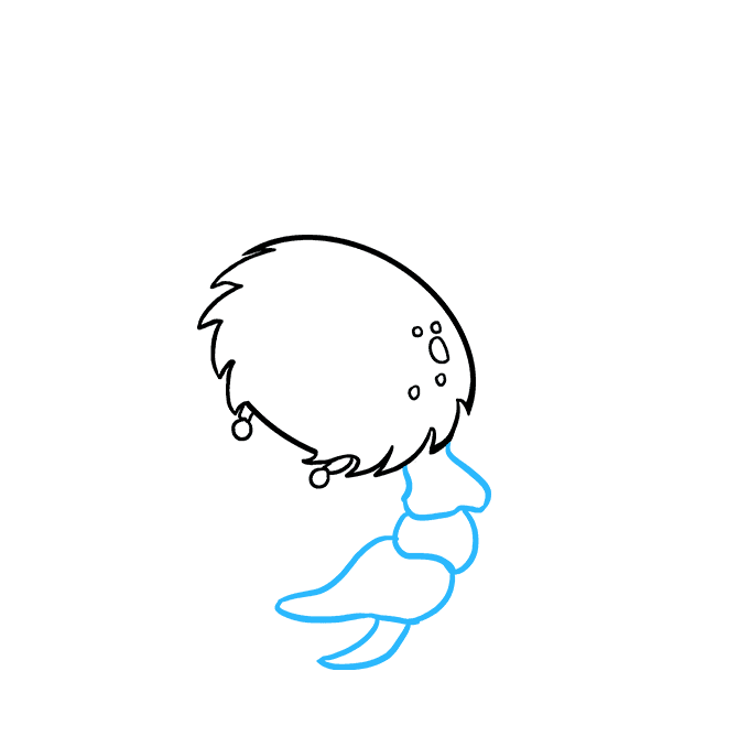 Crabs drawing basic. How to draw a