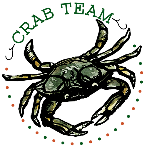 Crabs drawing european green crab. Ptmsc blog march and